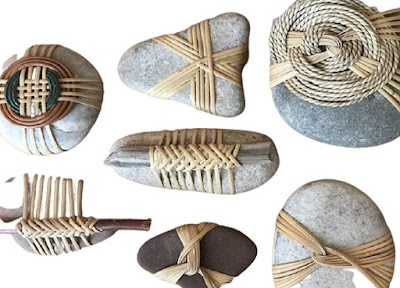 Cómo hacer amuletos de piedras arte mágico