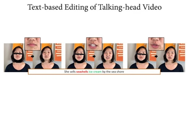 Νέο λογισμικό μπορεί να αλλάξει τα λόγια ενός ανθρώπου σε ένα βίντεο με απόλυτη αληθοφάνεια