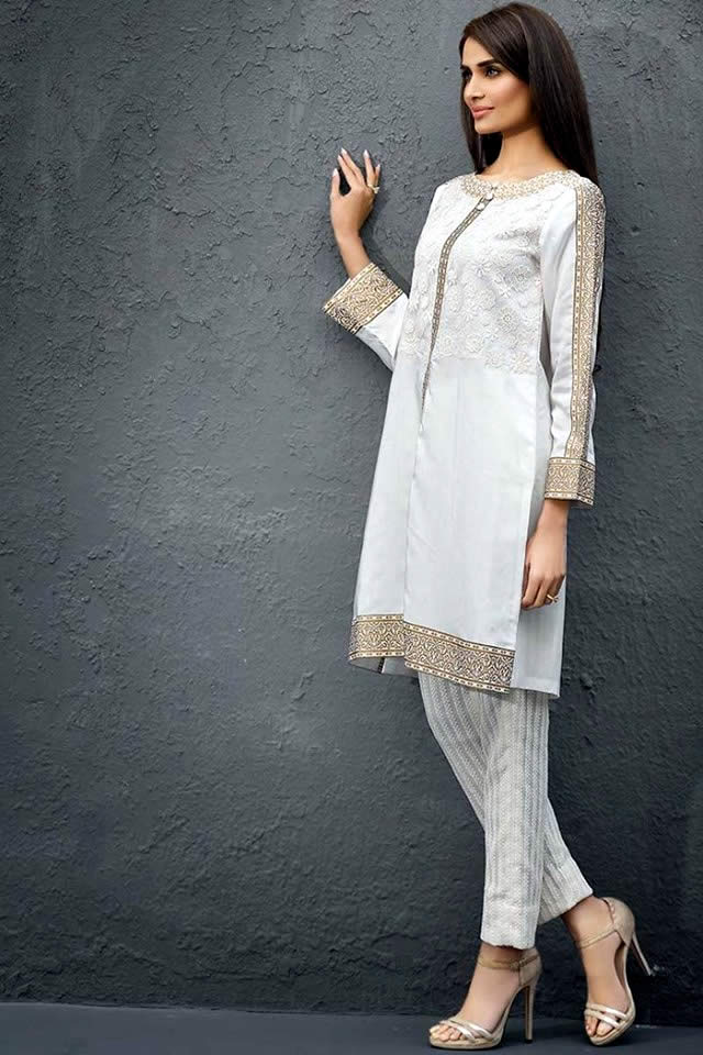 House Of Ittehad Beautiful Valentine's Day Dresses in 2016