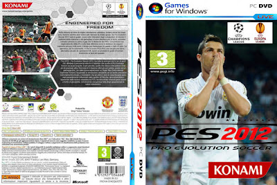 Download Pro Evolution Soccer 2012 Full Version Gratis