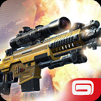 Free Download Sniper Fury APK + MOD APK + Data (Obb) File Latest 2017 Version For Android And Tablets