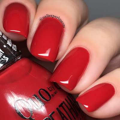 quo by orly breathable namaste healthy swatch