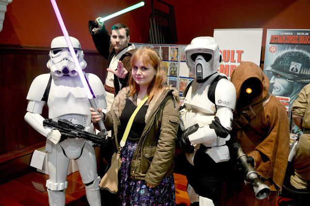 the south Lanarkshire comic con