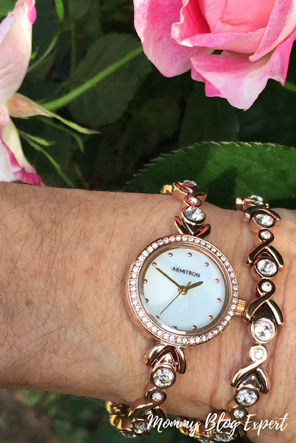 Armitron Rose Gold Watch Bracelet Set Review