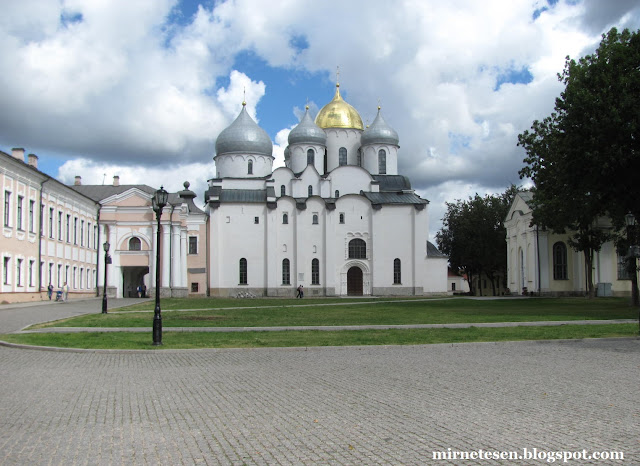 Великий Новгород - Софийский собор