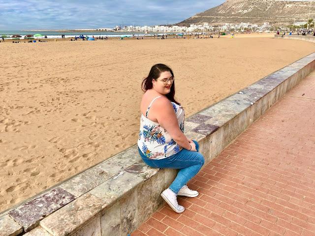 Agadir Morocco Safety Solo Female Traveller Experience