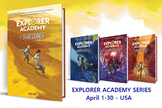 Explorer Academy Series - National Geographic Kids