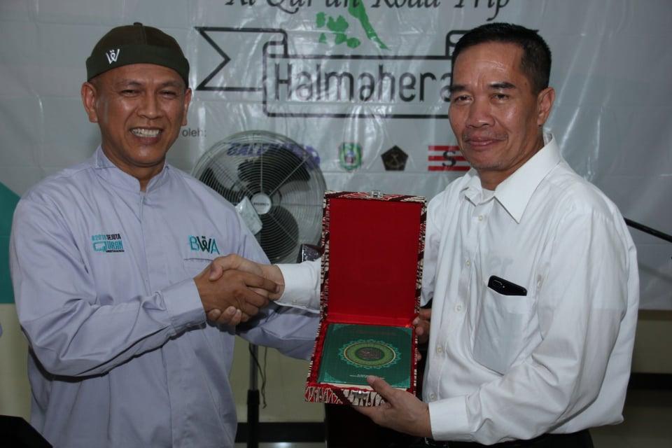 Capai 1 Juta Al-Qur'an Wakaf, BWA Kembangkan Dakwah Hingga Pelosok Nusantara