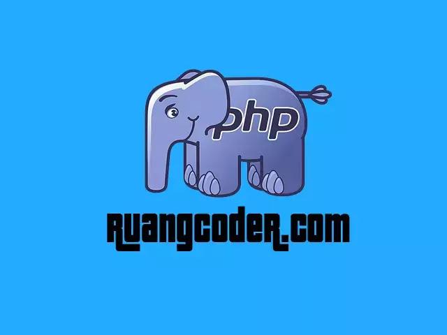 PHP Dasar - Perulangan pada PHP