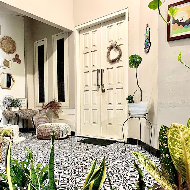 Model Pintu Rumah Minimalis Modern 2 Pintu Terbaru