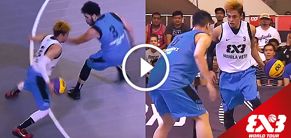 Terrence Romeo Mixtape - 2015 FIBA 3x3 World Tour Manila (VIDEO)