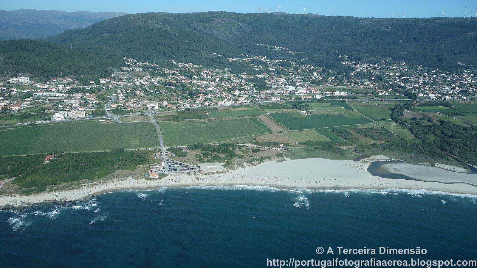 A Terceira Dimensao Praia De Afife