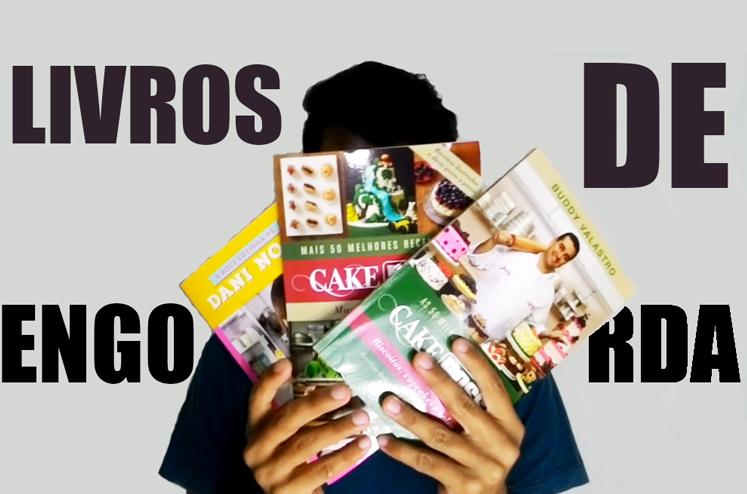 Livros de Confeitaria