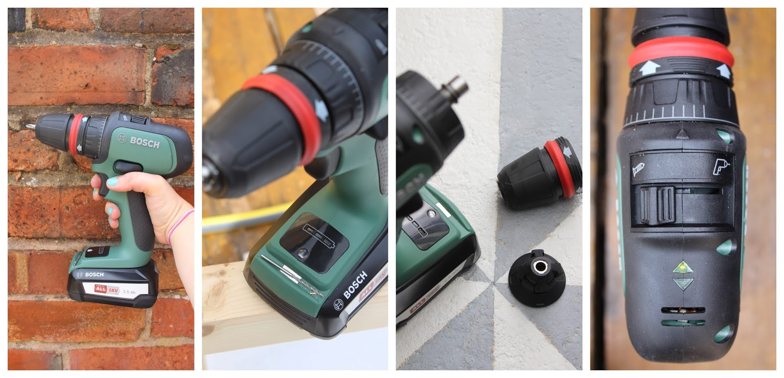 Bosch Cordless Drill Driver Review