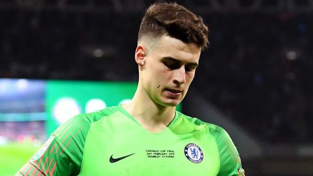 Chelsea FC Kepa Arrizabalaga