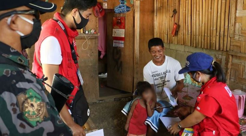 DSWD assesses over 14.3M households for Listahanan 3