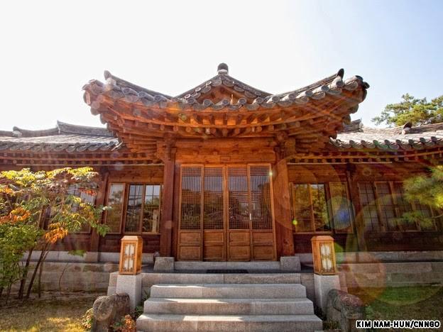 model rumah korea 6