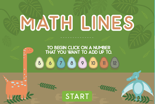 http://www.abcya.com/math_lines_addition.htm