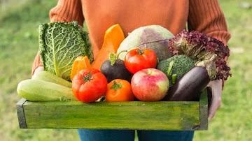 Dieta orgânica para reduzir drasticamente os pesticidas no corpo em uma semana