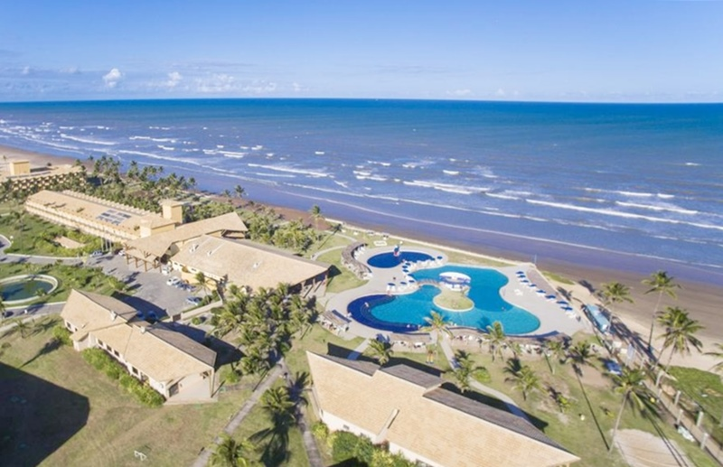Resort All Inclusive em Aracaju