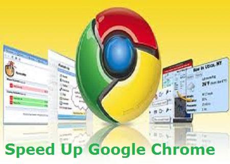 تسريع جوجل كروم  للوصول الي أقصي سرعة ممكنة بخطوات بسيطة