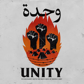 UNITY vol 1 - In SOLIDARITY with the Refugees of MORIA Camp