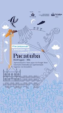 """O grupo instrumental """"Marimbanda"""" fará show em Pacatuba"""