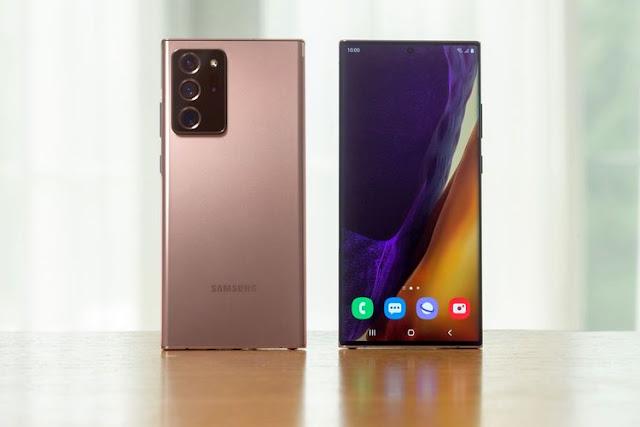 Keren Loh Kamera Samsung Galaxy Note 20 Ultra Punya Laser AF