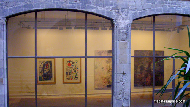 Museu de História da Catalunha, em Barcelona