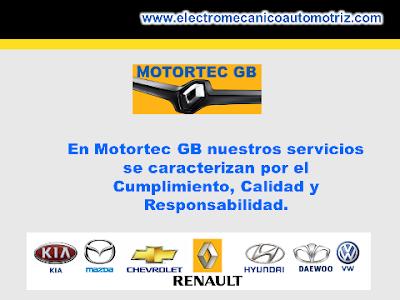 Motortec GB - Tecnicos electromecanicos electromotrices