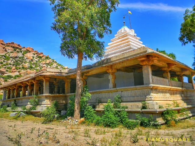 Sri Sangameshwara Temple, Kurugodu