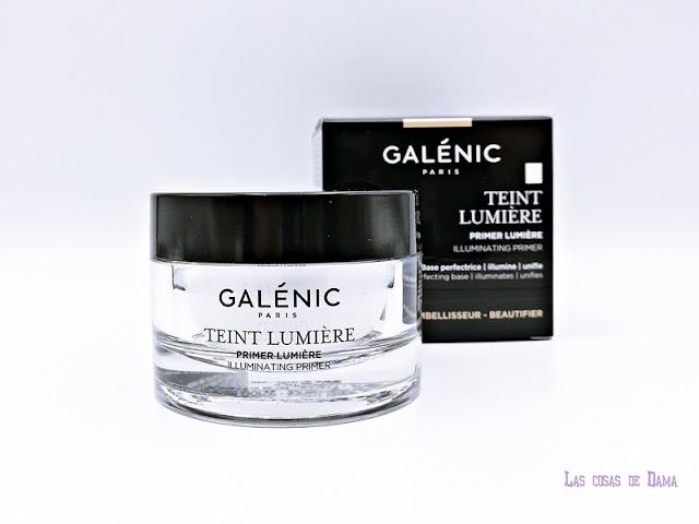 Prebase perfeccionadora Teint Lumière Galénic primer beauty makeup farmacia belleza