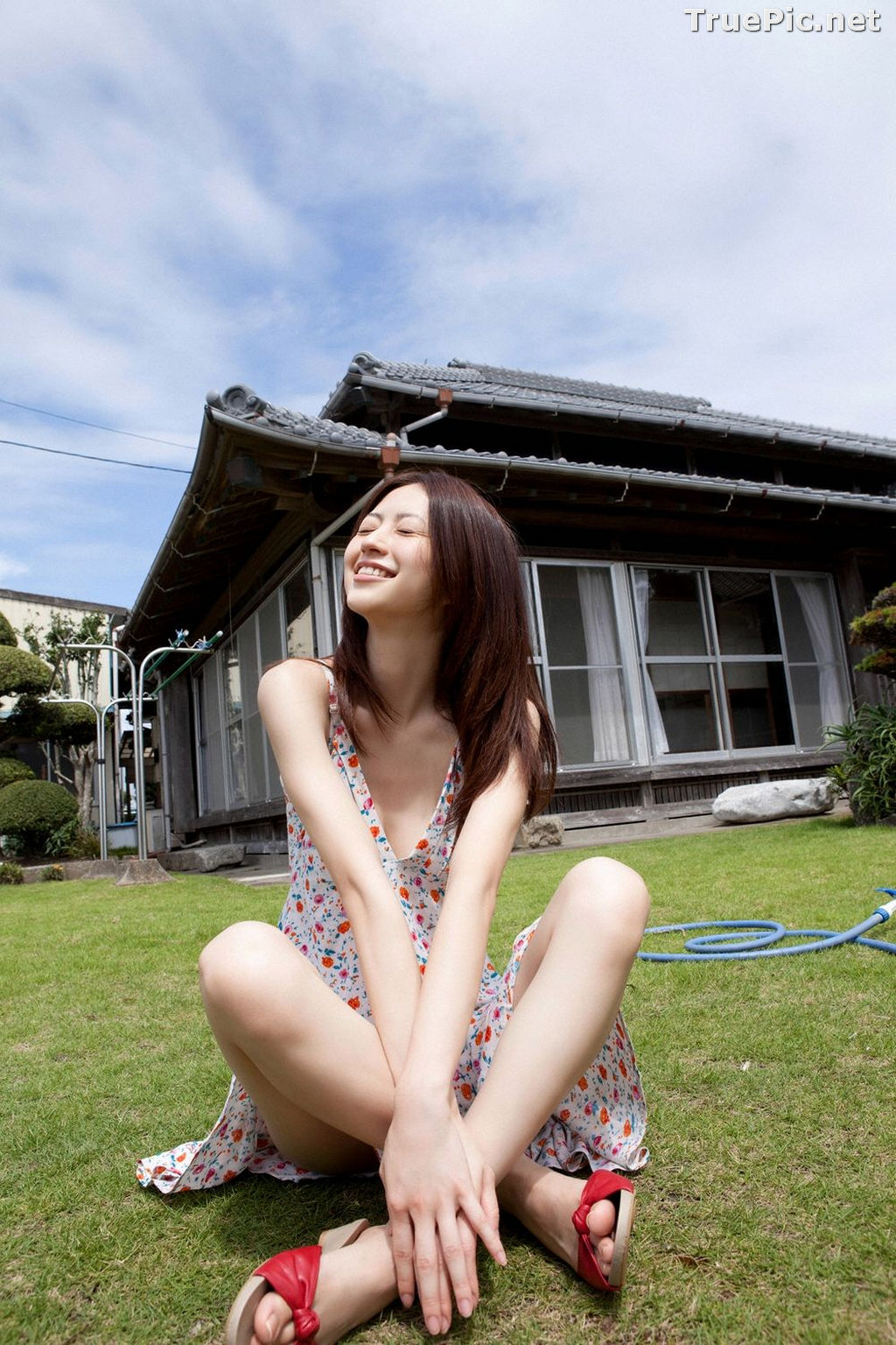 Image YS Web Vol.497 - Japanese Actress and Gravure Idol - Rina Aizawa - TruePic.net - Picture-2