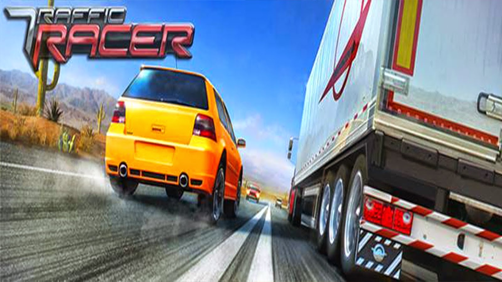 Traffic Racer-androidAcini-R