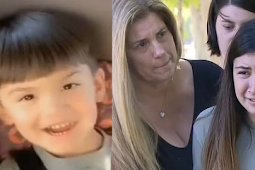 'Mommy, my tummy hurts,' says a 6-year-old boy who was shot and killed in a road rage attack after his mother 'gives the finger' to another driver.