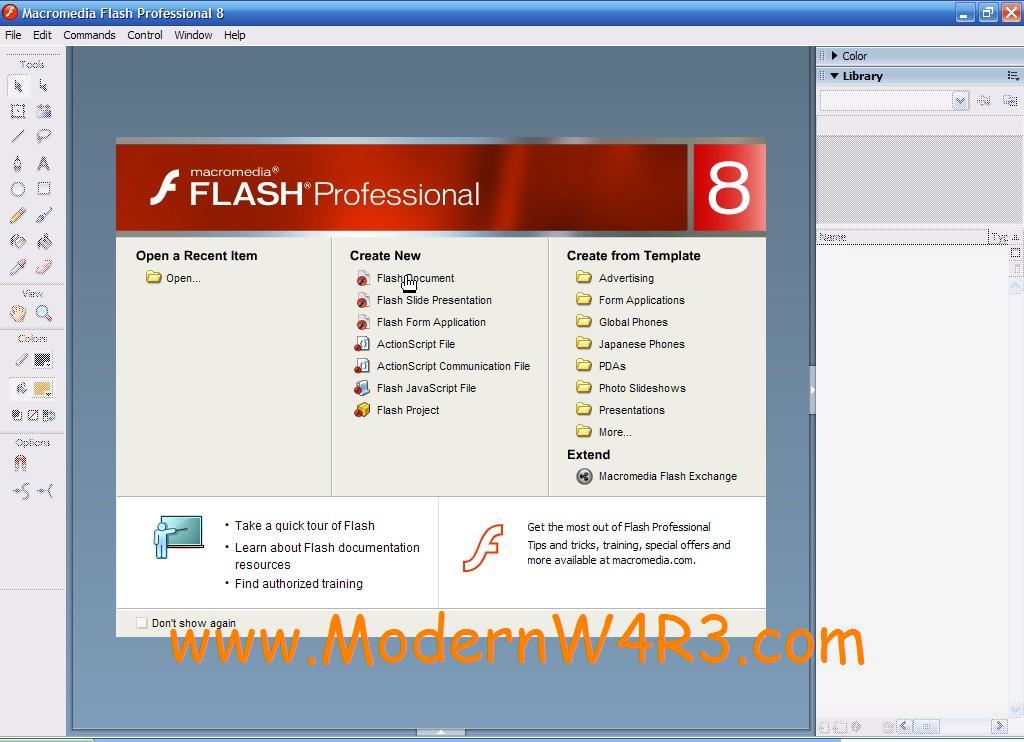 download macromedia flash professional 8 full version