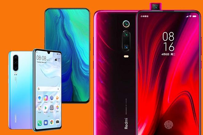 Inilah 5 HP Android yang paling banyak diminati di Tahun 2019 ini