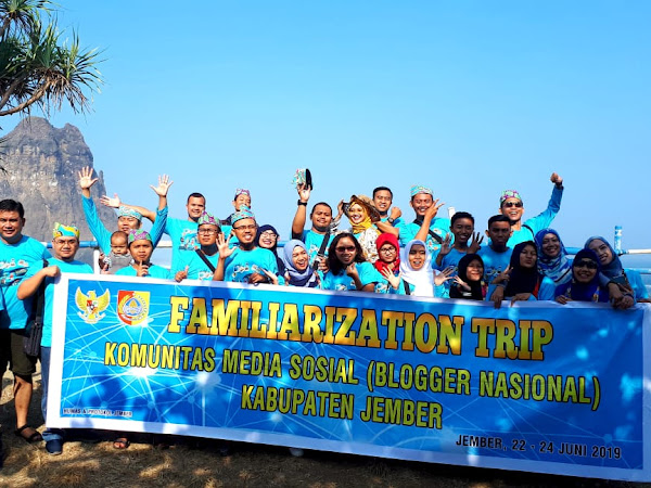 Sueger Famtrip 2019, Kunjungan Blogger Nasional ke Enam Destinasi Wisata Jember