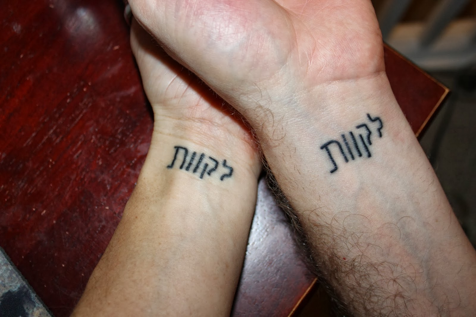 Tattoo Verb: Jodi's Journal: December 2013
