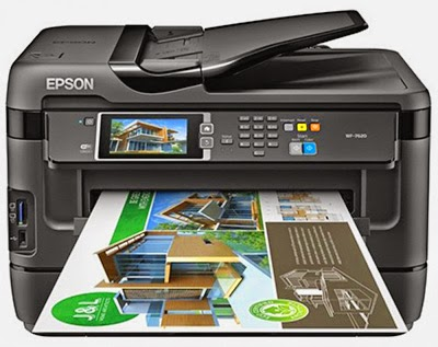 epson workforce wf-7620 cost per page