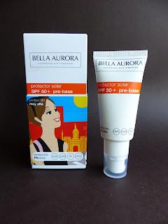 Imagen Pre-base maquillaje perfeccionadora prebase SPF50
