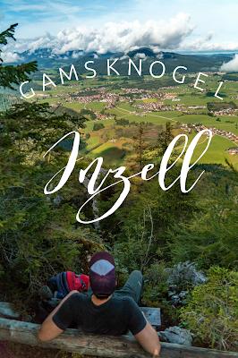 Gamsknogel und Kohleralm  Bergtour Inzell  Wanderung Chiemgauer Alpen 21