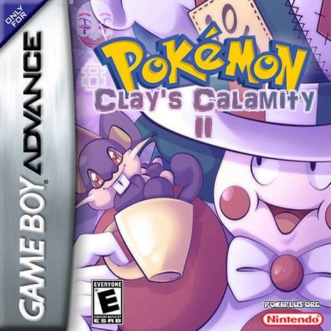 Pokémon Clay's Calamity II ROM GBA