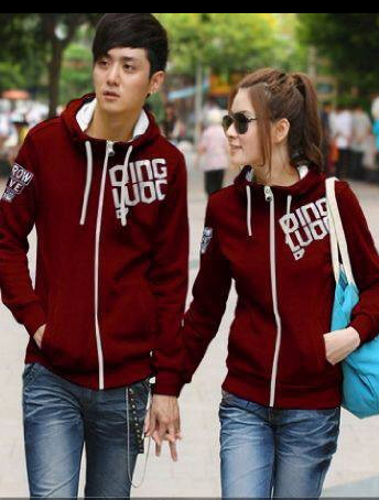 990 Desain Jaket Couple Terbaru