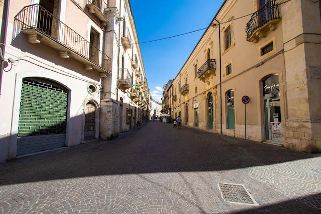 Corso Ovidio-Sulmona
