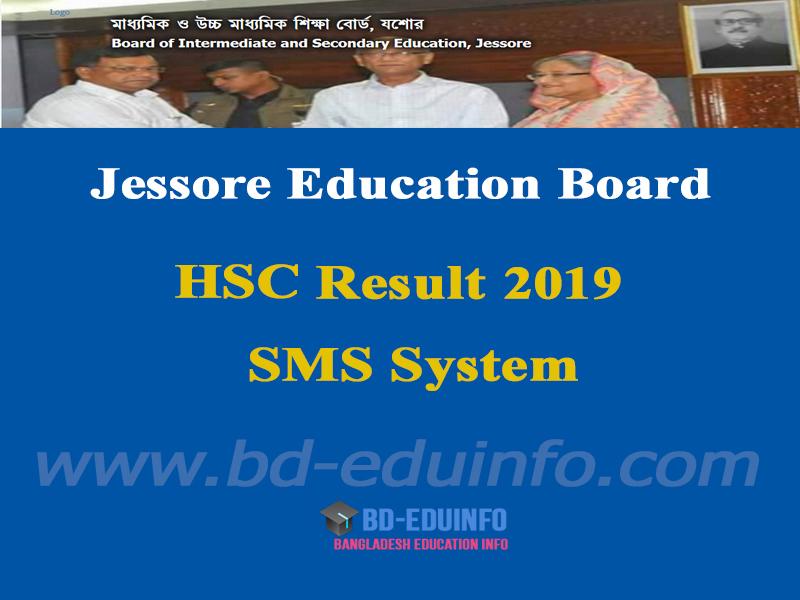 Jessore Board HSC Result 2019