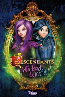 Los descendientes - Wicked World (2015) serie animada de Disney