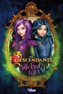 Los descendientes - Wicked World (2015) serie animada de Disney