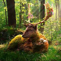 Games2rule-Bright Deer Forest Escape