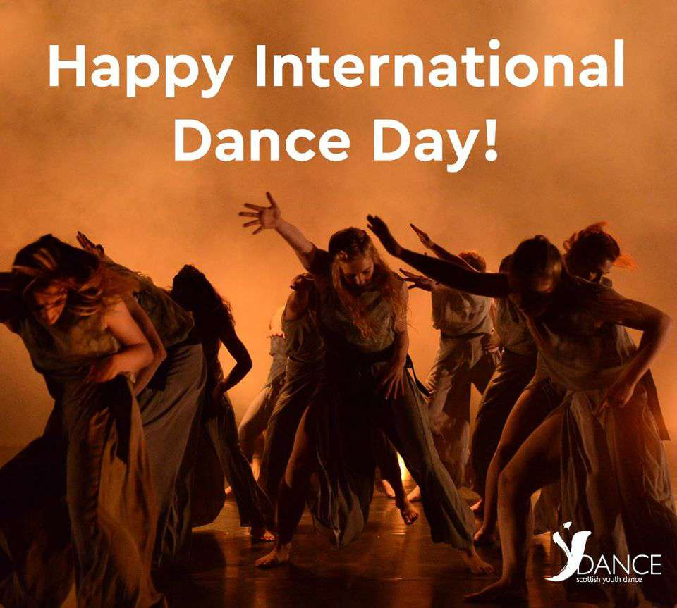 International Dance Day Wishes Sweet Images